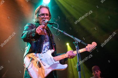 "Leon Hendrix at the Brook Southampton on his last night touring with ""Are You Experienced"""