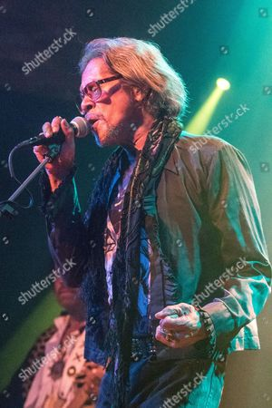 "Stock Picture of Leon Hendrix at the Brook Southampton on his last night touring with ""Are You Experienced"""