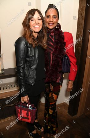 Tiffany Lerman and Hazel Collins
