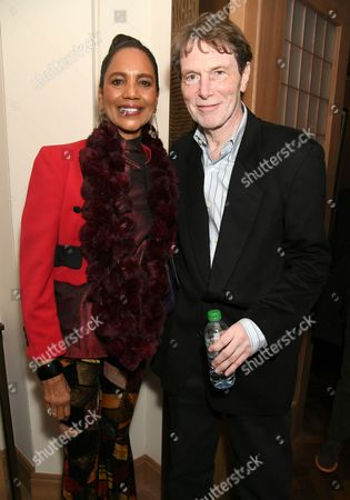 Hazel Collins and Bill Collins