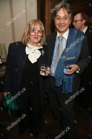 Tessa Kennedy and Tomasz Starzewski