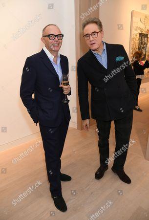 Tom Croft and Peter York