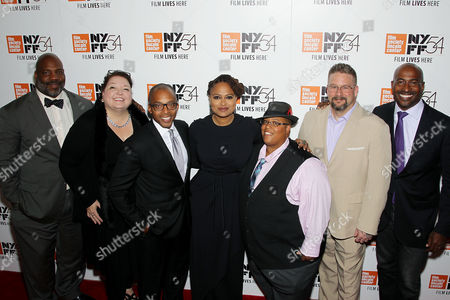 Editorial image of 54th New York Film Festival Premiere of the Netflix Documentary 13TH, the first-ever nonfiction work to open the Festival, USA - 30 Sep 2016