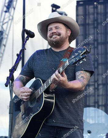 Randy Rogers of the Randy Rogers Band
