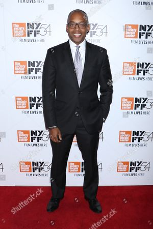 Editorial image of '13th' premiere, New York Film Festival, Opening Night Gala, USA - 30 Sep 2016