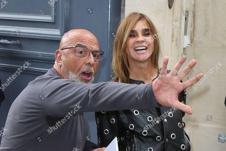 Editorial photo of Christian Dior show, Spring Summer 2017, Paris Fashion Week, France - 30 Sep 2016