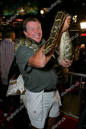 Editorial photo of 'Snakes on a Plane' film premiere, Los Angeles, America - 17 Aug 2006