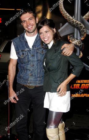 Tygh Runyan and Sarah Lynn
