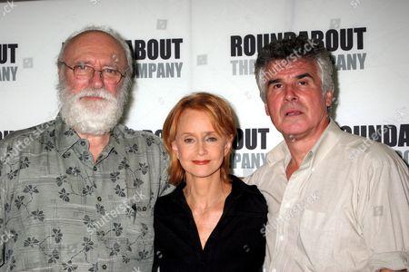 Philip Bosco, Swoosie Kurtz, Robin Lefevre