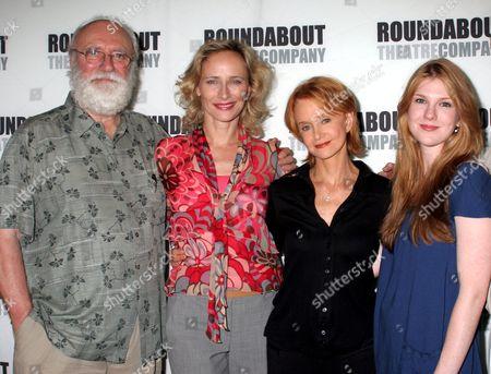 Philip Bosco, Laila Robins, Swoosie Kurtz, Lily Rabe