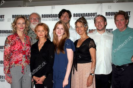 Laila Robins, Philip Bosco, Swoosie Kurtz, Lily Rabe, Gareth Saxe, Jenny Sterlin, Bill Camp, John Christopher Jones