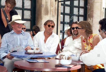 Editorial photo of Nick Nolte and son Brawley on holiday in Dubrovnik, Croatia - 22 Aug 2006