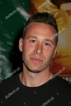 Editorial image of 'Invincible' film premiere presented by Walt Disney Pictures, New York, America - 23 Aug 2006
