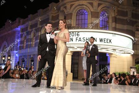 Editorial image of Inaugural Metropolitan Fashion Awards, Los Angeles, USA - 01 Oct 2016