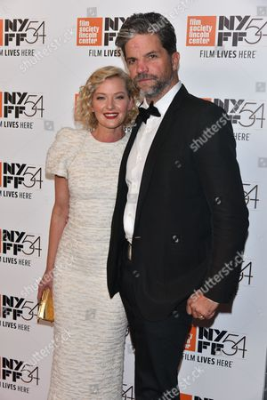 Gretchen Mol and and Tod Williams