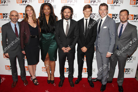 Bill Migliore, Kimberly Steward, Lauren Beck, Casey Affleck, Lucas Hedges, Kevin J. Walsh