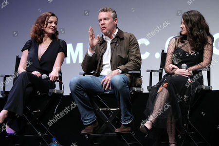 Heather Burns, Tate Donovan and Kate Hayward