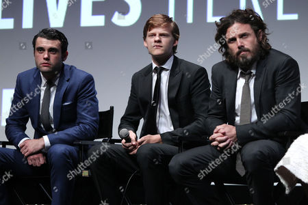 "Editorial image of Amazon Studios and Roadside Attractions Present the NYFF Premiere of ""MANCHESTER BY THE SEA"", New York, USA - 01 Oct 2016"