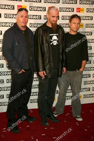 Editorial image of The Kerrang Awards, London, Britain - 24 Aug 2006