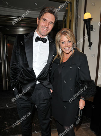 Stewart Castledine and Lucy Alexander