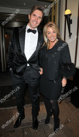 Stock Picture of Stewart Castledine and Lucy Alexander