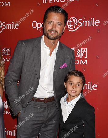 Editorial picture of Operation Smile Gala, Los Angeles, USA - 30 Sep 2016