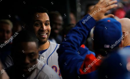 James Loney New York Mets' James Loney is cheered in the dugout after hitting a home run in the sixth inning of a baseball game against the Philadelphia Phillies, in Philadelphia