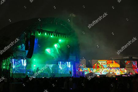 Editorial picture of The Meadows Music and Arts Festival 2016, Day 2, Citi Field, Flushing Meadows Corona Park, Queens, New York, USA - 02 Oct 2016