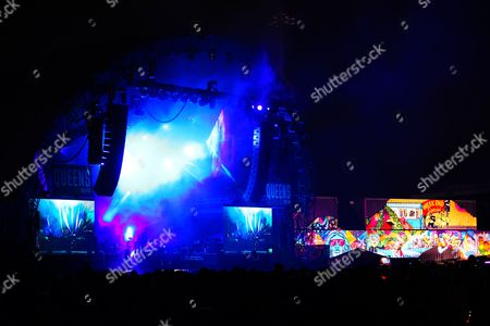 Editorial image of The Meadows Music and Arts Festival 2016, Day 2, Citi Field, Flushing Meadows Corona Park, Queens, New York, USA - 02 Oct 2016