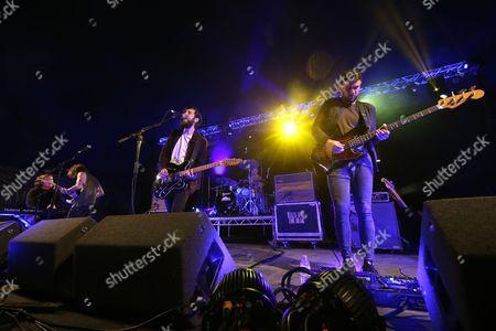 Editorial image of Loopallu music festival, Ullapool, Scotland, UK - 01 Oct 2016