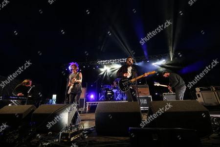 Editorial picture of Loopallu music festival, Ullapool, Scotland, UK - 01 Oct 2016