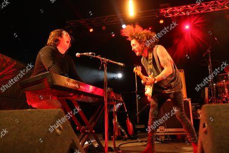 Editorial photo of Loopallu music festival, Ullapool, Scotland, UK - 01 Oct 2016