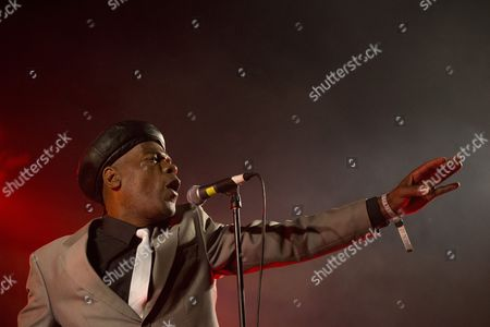 The Selecter - Arthur 'Gaps' Hendrickson