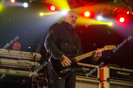 """The Stranglers - David Greenfield and Barry """"Baz"""" Warne"""