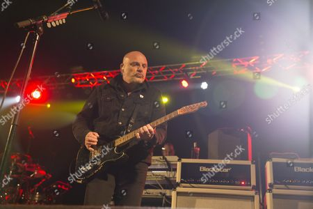 "The Stranglers - Barry ""Baz"" Warne"