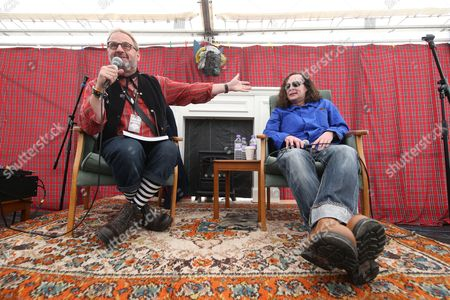 Mark Radcliffe in conversation with Miles Hunt
