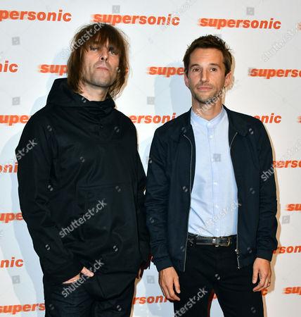 Liam Gallagher, Mat Whitecross