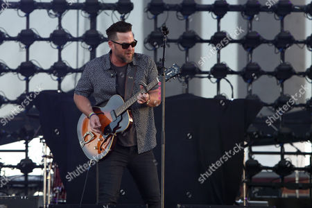 Editorial photo of Route 91 Harvest Country Music Festival, Las Vegas, USA - 02 Oct 2016
