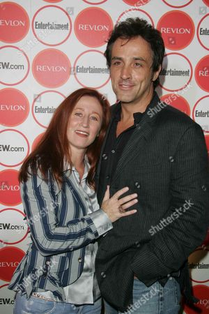 Vicki Lewis and guest