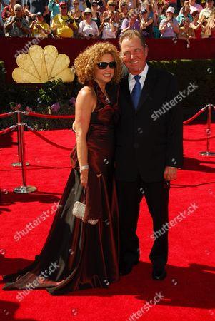 Stock Image of Gregory Itzin and Judie Itzin