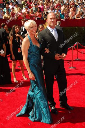 Christopher Meloni and wife Sherman Williams