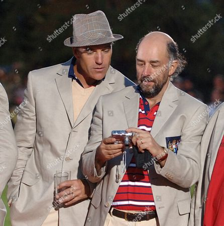 Richard Burgi and Richard Schiff
