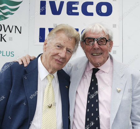 Max Bygraves and Eric Sykes