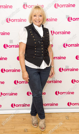 Editorial photo of 'Lorraine' TV show, London, UK - 03 Oct 2016