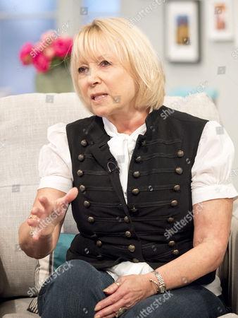 Editorial image of 'Lorraine' TV show, London, UK - 03 Oct 2016