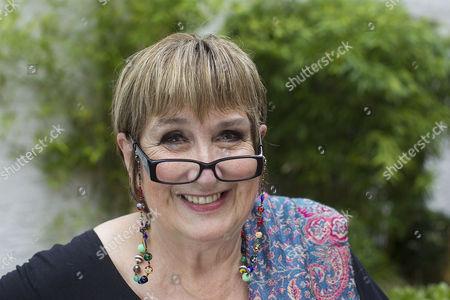 Radio presenter Dame Jenni Murray.