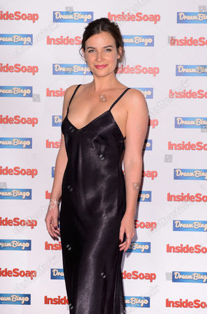 Editorial photo of 'Inside Soap' Awards, London, UK - 03 October 2016