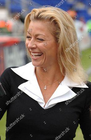 Stock Picture of Suzanne Dando