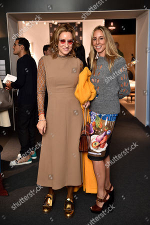 Rebecca Korner and Hayley Sieff