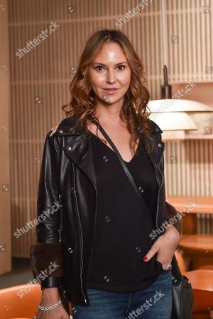 Stock Photo of Svetlana Metkina